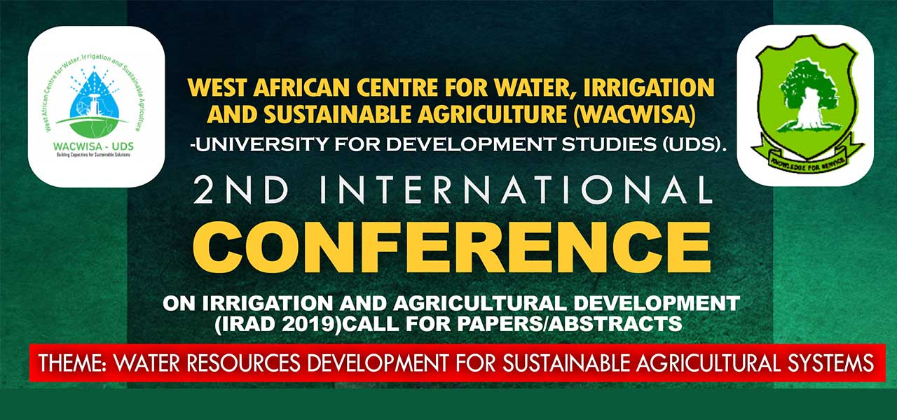 Extension of deadline: IRAD 2019 conference