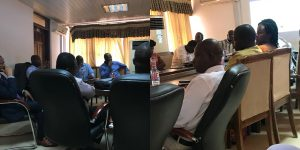 UDS MANAGEMENT BRIEFED ON PROCESSES IN ENSURING EXCELLENCE IN THE WEST AFRICAN CENTER FOR WATER, IRRIGATION AND SUSTAINABLE AGRICULTURE (WACWISA)