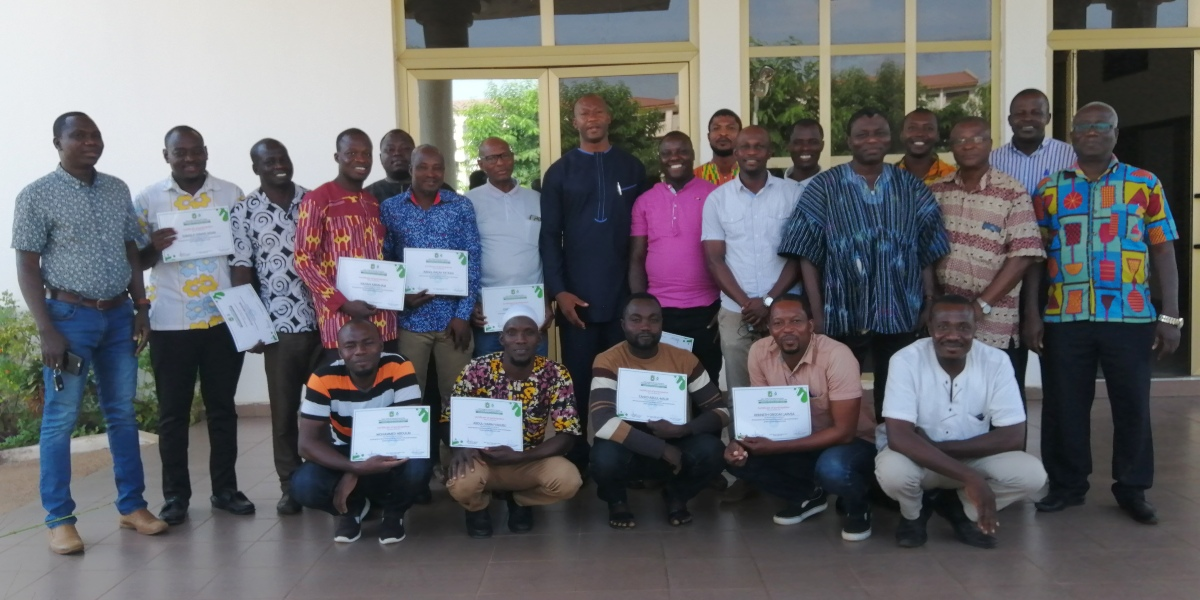 WACWISA Builds Capacity of Agriculture Officers and Irrigation Engineers on 'integrated Watershed Management for Sustainable Agricultural Production