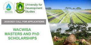 Extension of Deadline for WACWISA Scholarship