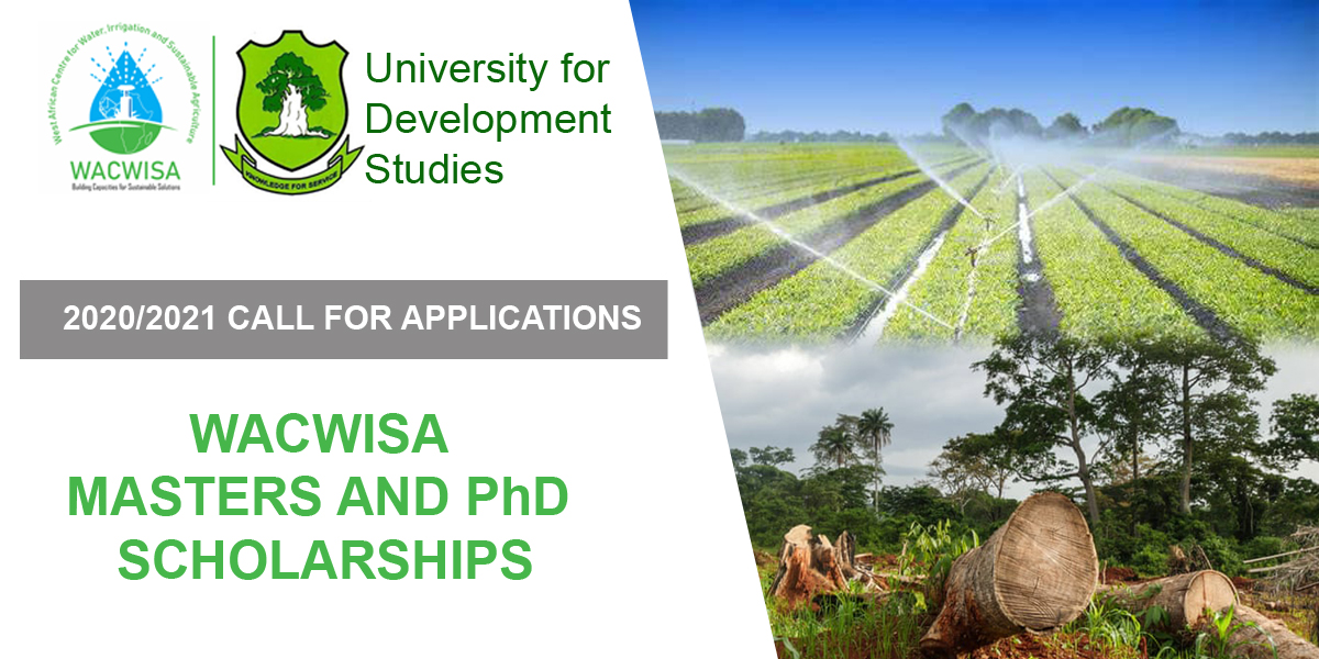 Extension of Deadline for WACWISA Scholarship